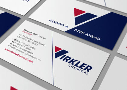 virkler business cards