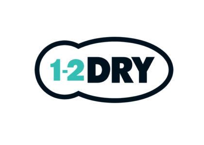 1-2 dry logo