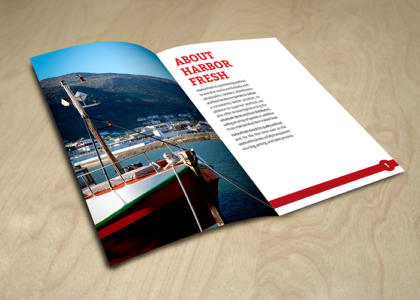 harbor fresh brochure