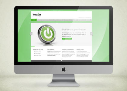 mizon website