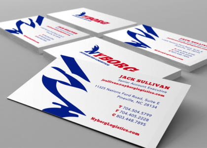 nybrog business cards