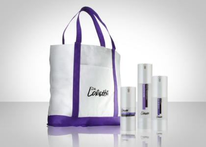 dr loretta packaging