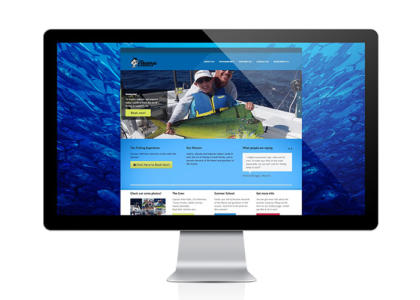 the fishing experience website