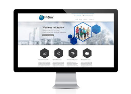 lifeserve website