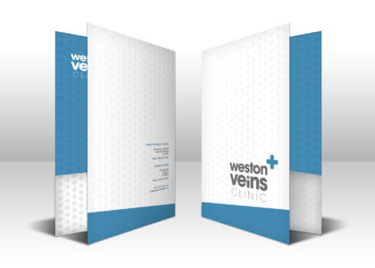 weston saleskit folder