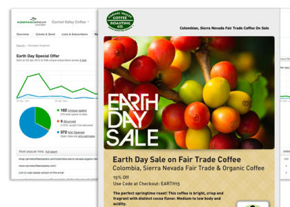 coffee newsletter