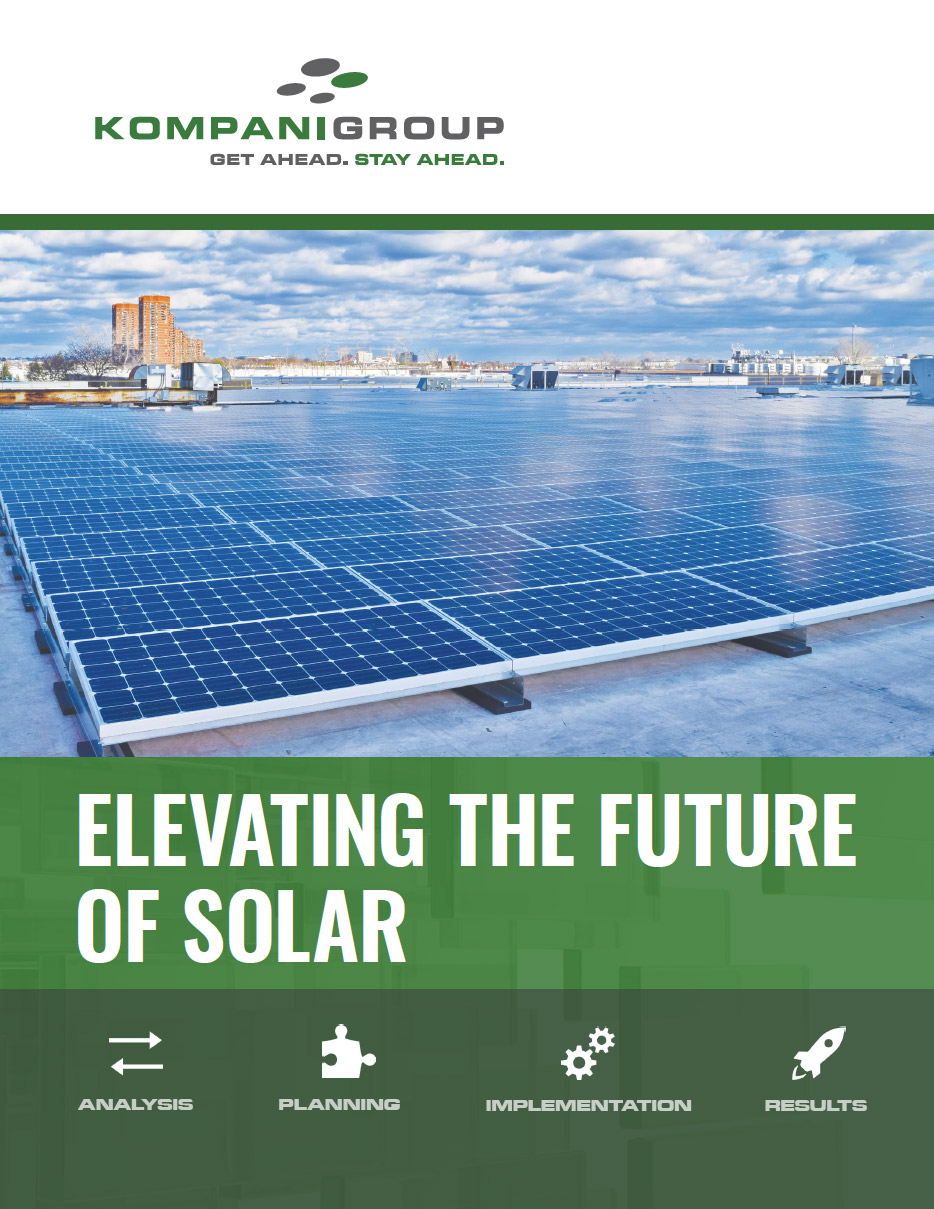 DCE Solar Case Study elevating the future of solar