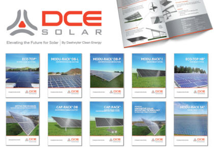 all dce brochures