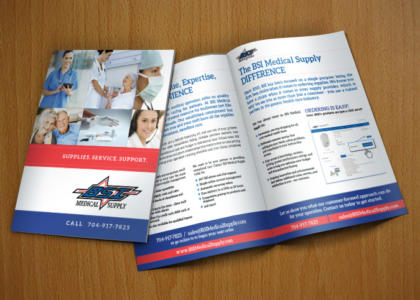 BSI full color brochure
