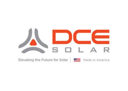 DCE Solar logo
