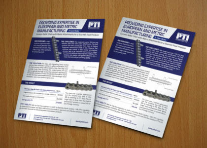 PTI International Case Study mock up