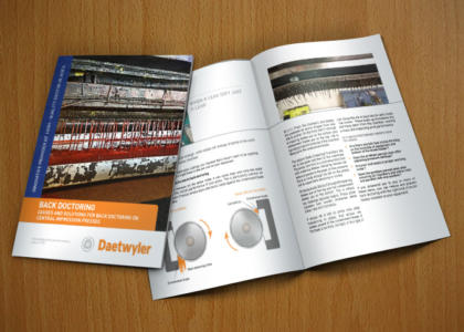 Daetwyler full color white paper