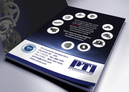 PTI International magazine ad