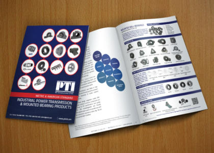 PTI International full color brochure
