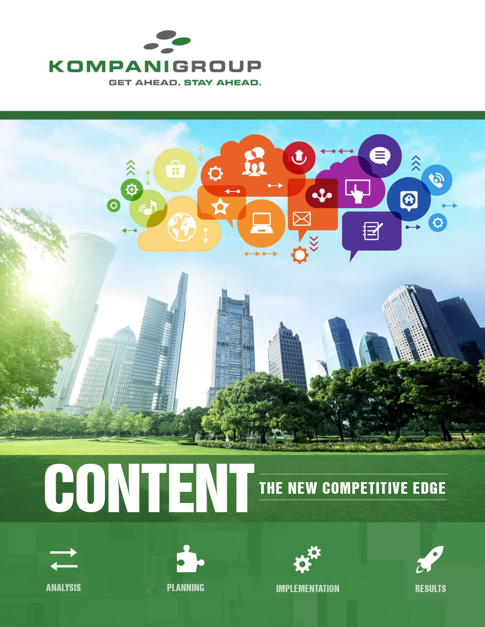Kompani Group Content the new competitive edge