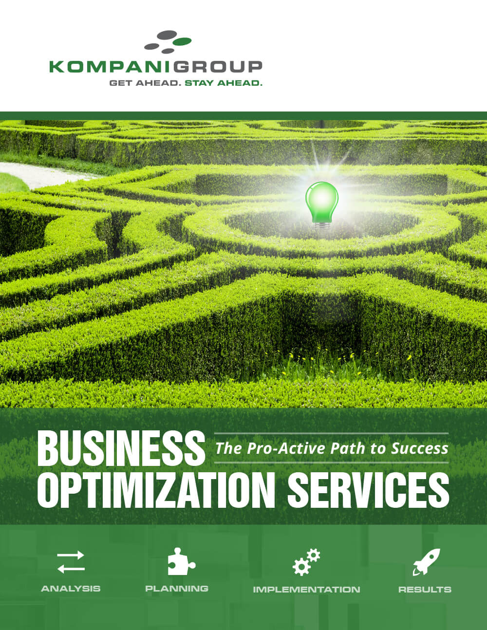 Kompani Group Business Optimization Services