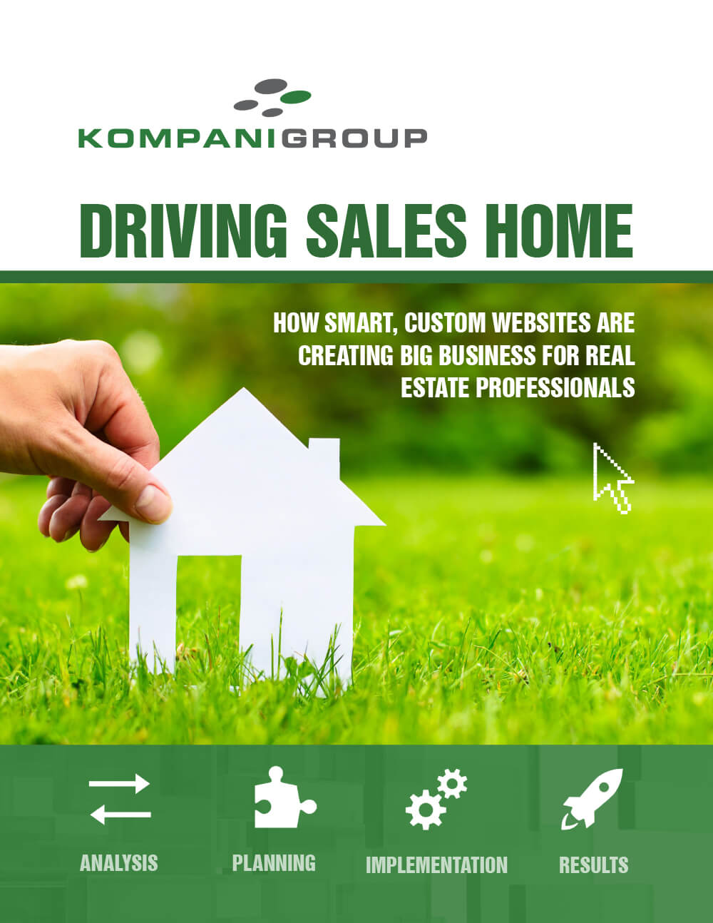 Kompani Group Driving Sales home