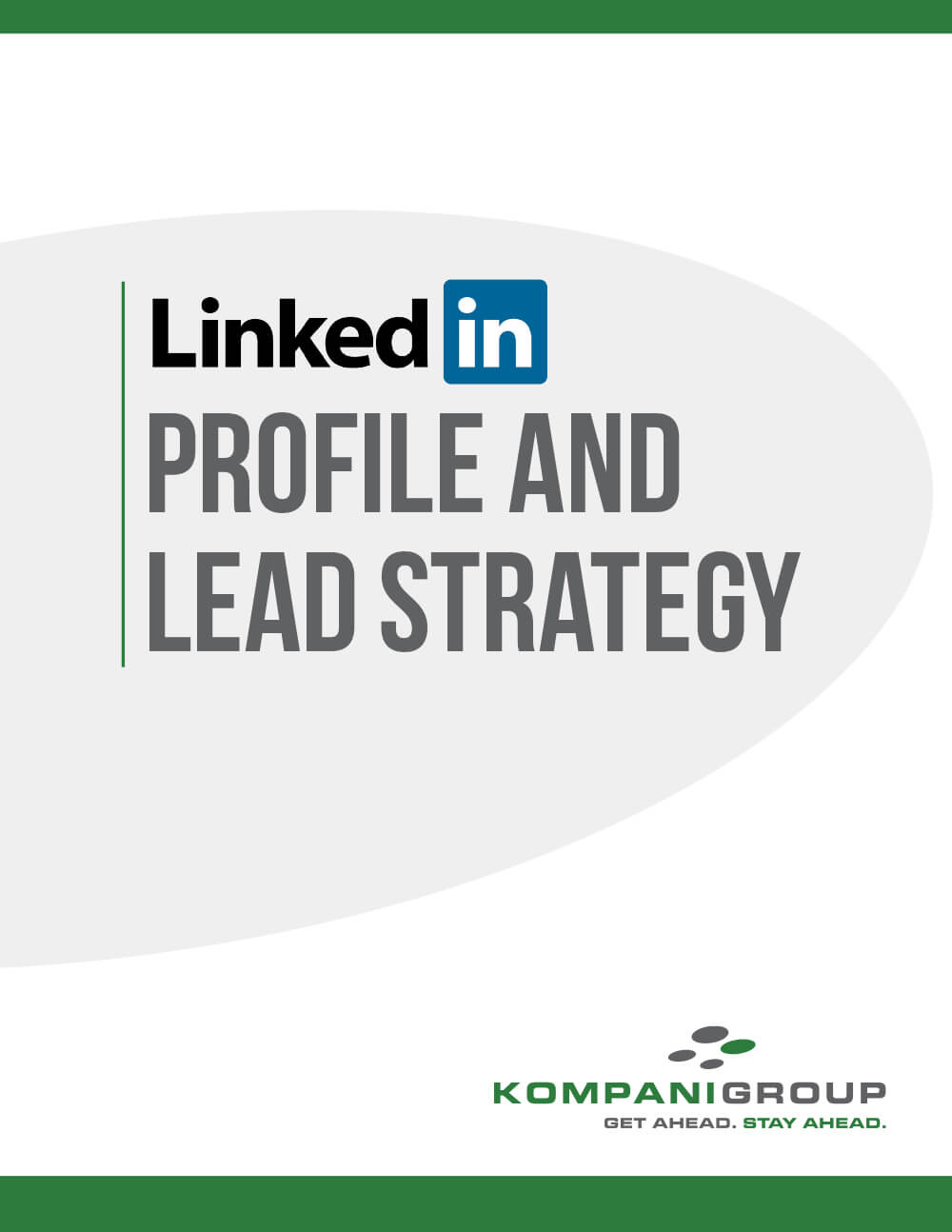 Kompani Group LinkedIn lead generation strategy